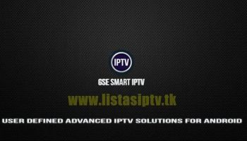 GSE SMART IPTV – Apk – IPTV Inteligente no seu Android