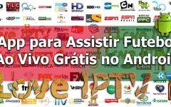 Esporte Tv Ao Vivo – App para Assistir Futebol Ao Vivo Grátis no Android