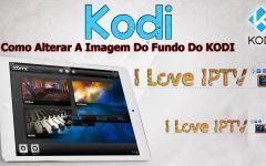 Como Alterar a imagem de fundo do Kodi