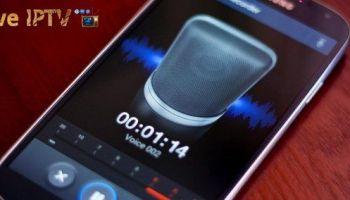 Melhores Gravador de voz para Android.