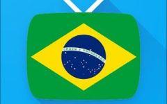 "Aplicativo para assistir TV online ""Brazil TV Online"""