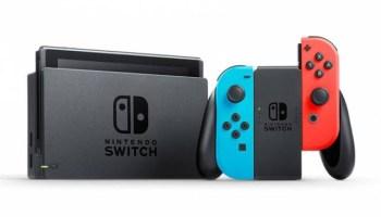 Nintendo Switch já vendeu mais de 4,7 milhões de unidades