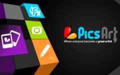 PicsArt Photo Studio v13.6.1 – Full Apk – Atualizado