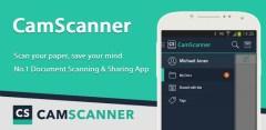 CamScanner Phone PDF Creator v5.19.3.20200520 – UNLOCKED APK – Atualizado