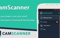 CamScanner Phone PDF Creator v5.16.5.20200113 – UNLOCKED APK – Atualizado