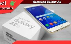 Unboxing Samsung Galaxy A9 – Gel Tutoriais