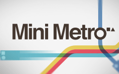 Mini Metro 2.37.6 Apk + Mod Unlocked / Atualizado