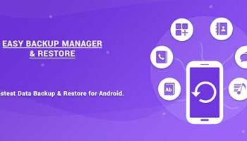 Easy Backup Manager & Restore PRO 1.5 Apk / Atualizada