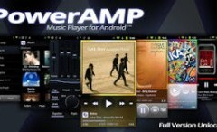 Poweramp Music Player Pro Apk v3 build 813 – Atualizado