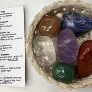 Set di Pietre medie per Meditazione