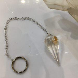 Pendolo di Cristallo