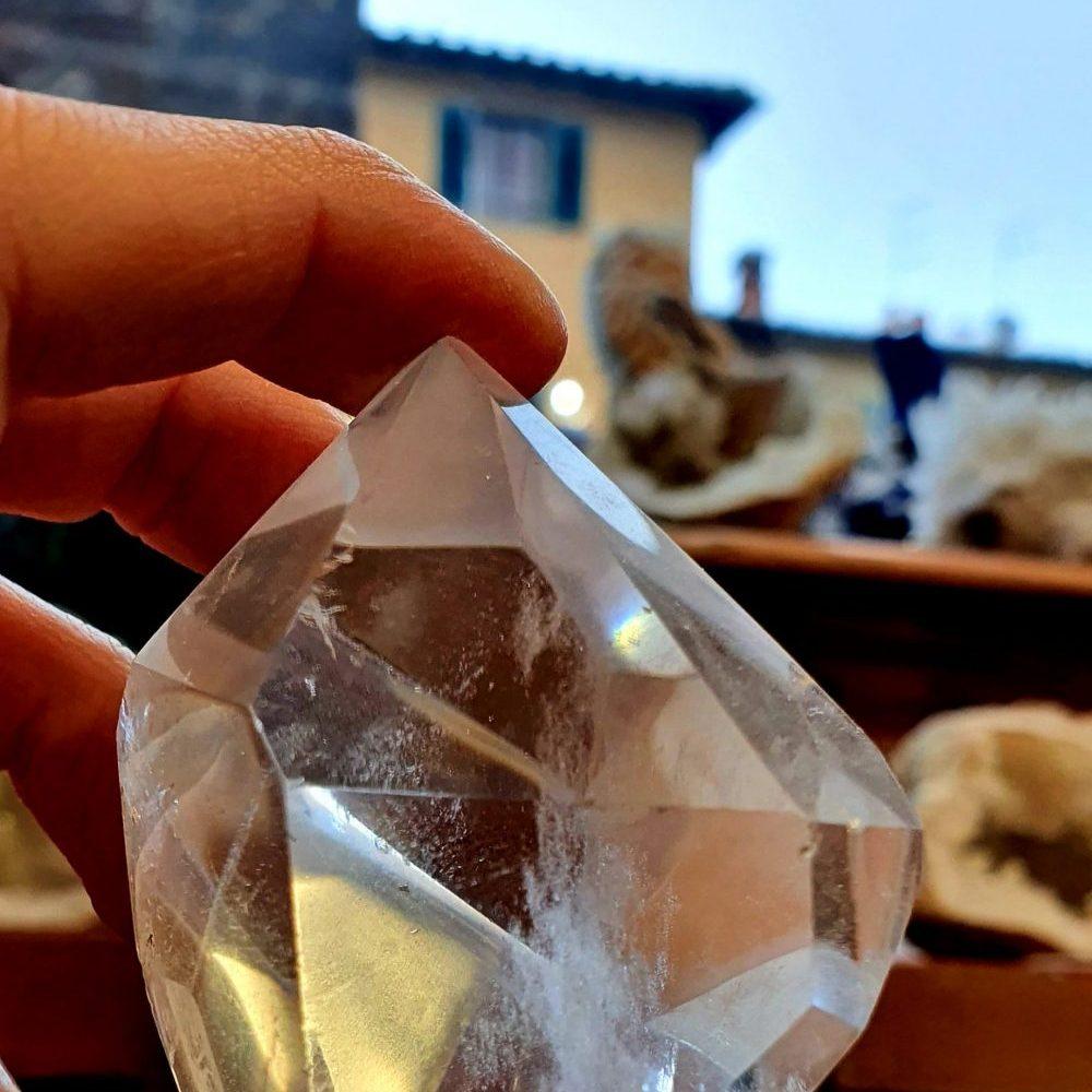 Punta di Cristallo, IStone