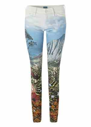 A Day in Paradise Jean by Mother  £275.00