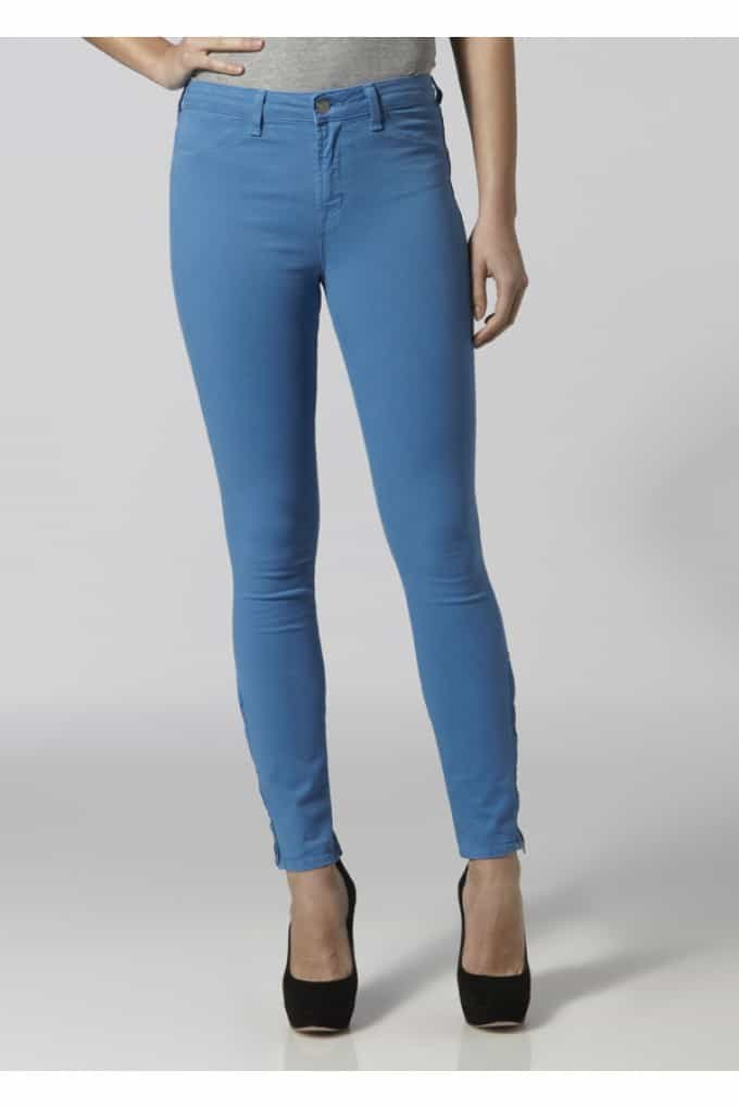 SHOP THE EXCLUSIVE J BRAND MAJOR IN BLUE BONNET AT DONNA IDA