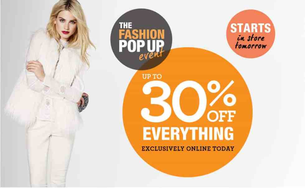 SHOP THE DOROTHY PERKINS POP UP EVENT