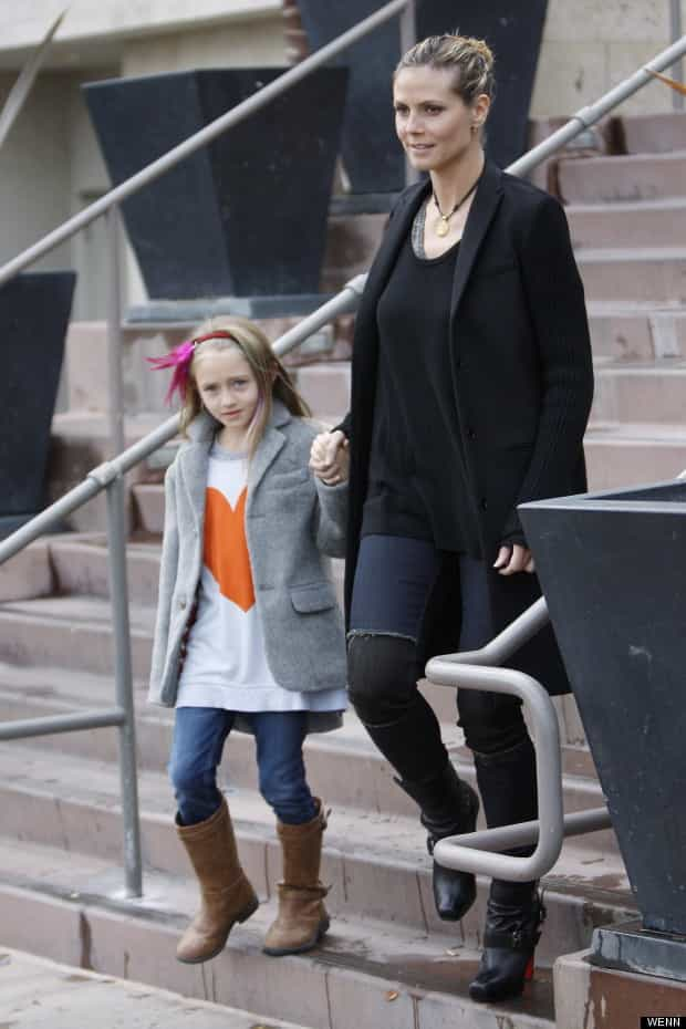 heidi klum and kids shop 281212