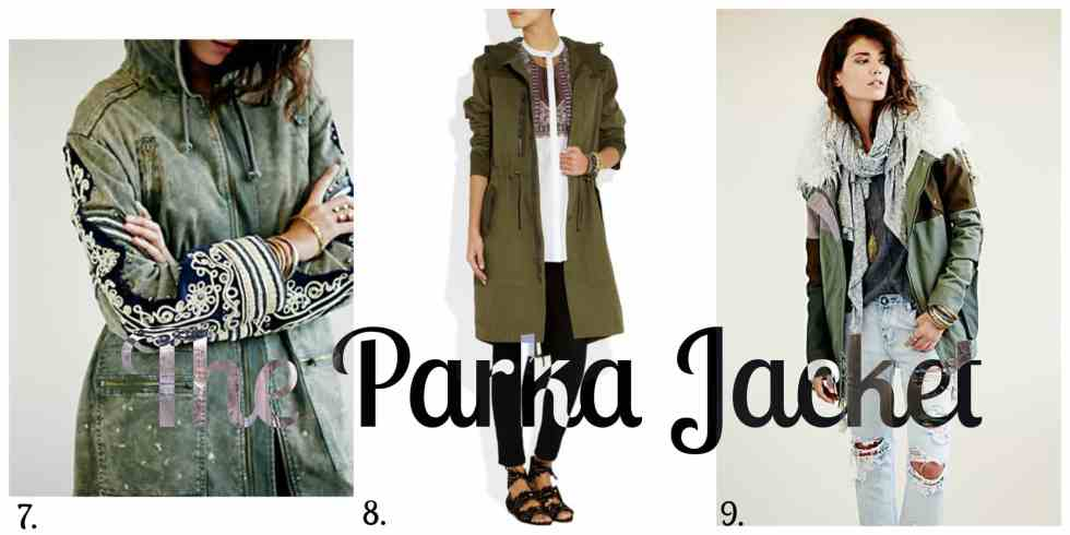 THE PARKA JACKET