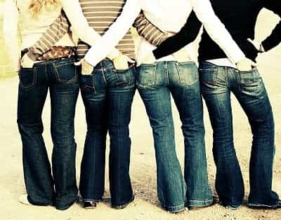 shopping friends, Jeans, styling service, ilovejeans.com