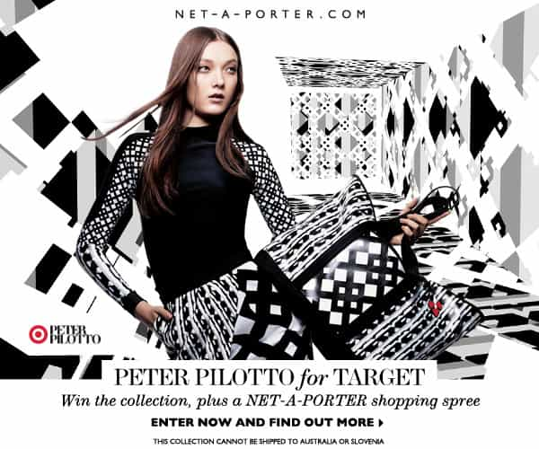 net-a-porter, peter pilotto, competition, target, fashion
