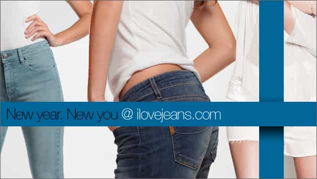 new year, your best ever jeans, denim stylist