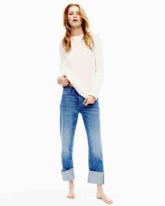 denim trend, Mih jeans, turn-ups