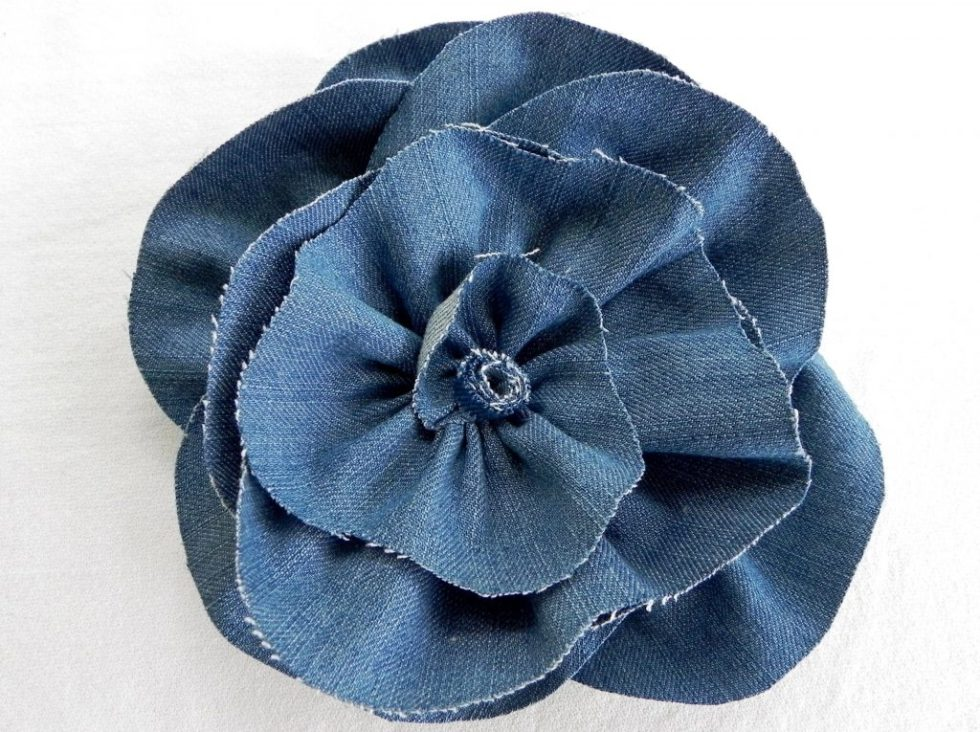 upcycle old denim