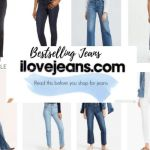 LOOKING BACK – BEST SELLING JEANS 2019