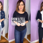 SHOW & TELL YOUR DENIM – CENIA PAREDES