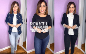 show & tell cenia paredes