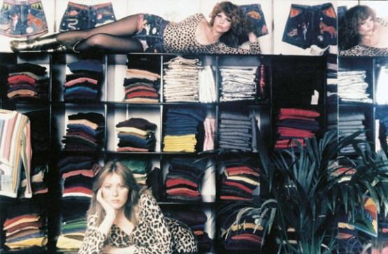 Peter Golding Ace Shop