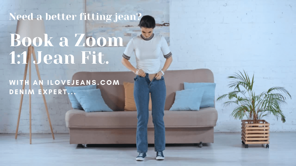 Zoom Personal Denim Consultation