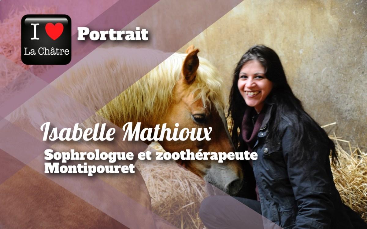 """""""Bien être, mieux vivre"""", rencontre avec Isabelle Mathioux"""