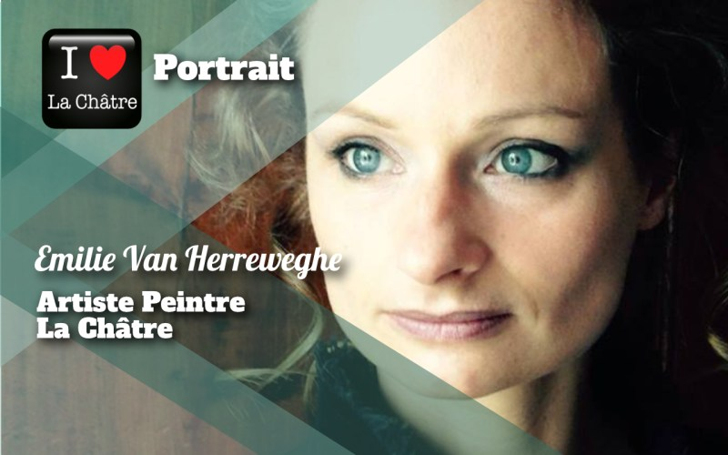"""""""Faire danser la rivière"""", portrait d'Emilie Van Herreweghe"""