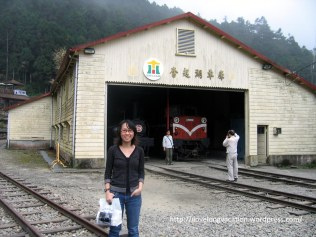 Railway Museum. A good place to spend time while waiting for the train.