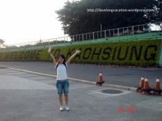 Welcome to Kaohsiung! :)