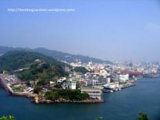 Another postcard shot of Cijin Island! :)