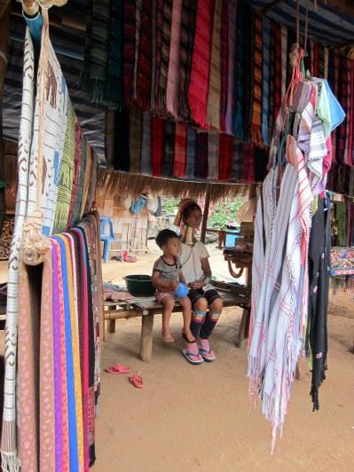 Long-neck tribe, Chiangmai