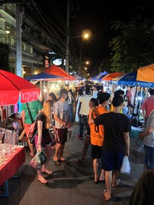 Night Bazaar Chiangmai
