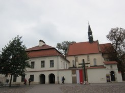 The Church of St. Giles and the Cross of Katyn