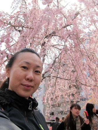 Sakura Selfie! :)