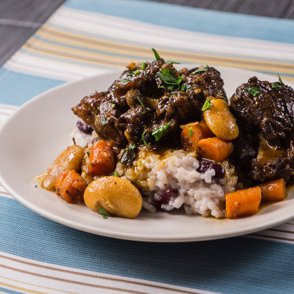 This Wonderfully Rich Jamaican Oxtail Stew Will Warm Your Soul And Your Tastebuds