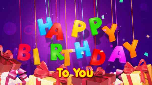Happy birthday to you gifts images