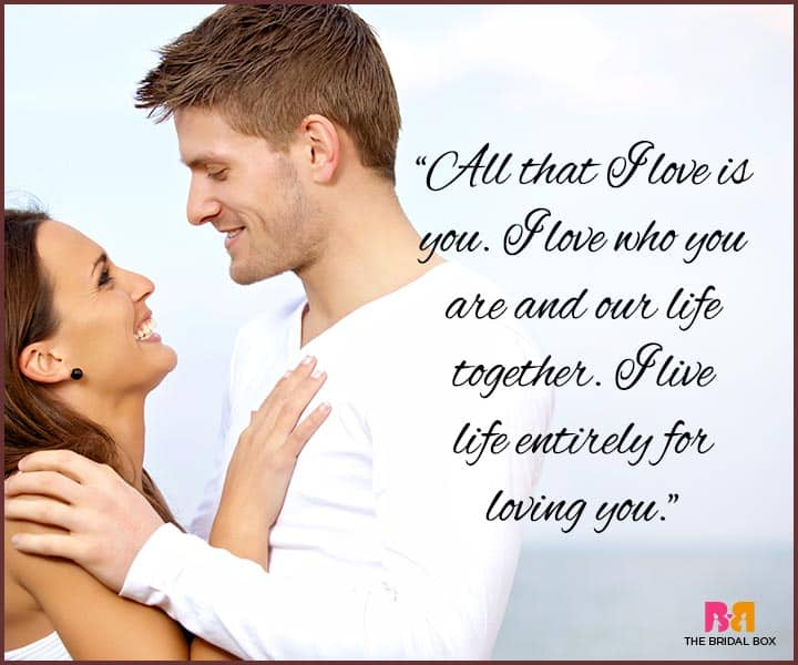 Romantic Love Messages For My Husband With Images