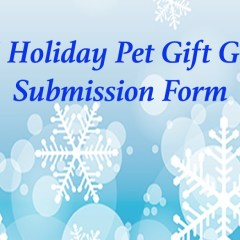 2016 Holiday Pet Gift Guide
