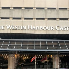 Dog Friendly Westin Harbour Castle Hotel, Toronto