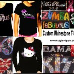 Win a Rhinestone T-shirt from Stylehippo