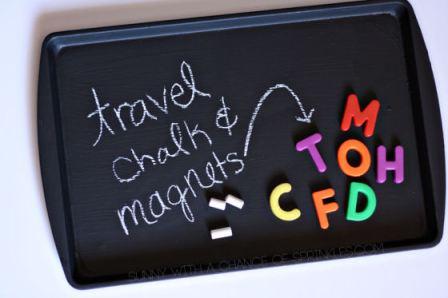 diy travel-chalkboard- magnets