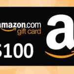 Win a Free $100 Amazon Gift Card, Ends April 16