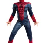 Spider-man Light-up costume review, From HalloweenCostumes.com