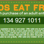 Kids Eat FREE At Chili's Oct 29 thru 31, 2012